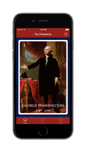 The Presidents for iOS